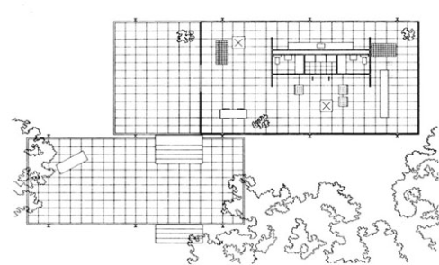 A Mies van der Rohe Tiny House – Mid Century Modern Groovy