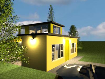 Davies Tiny House