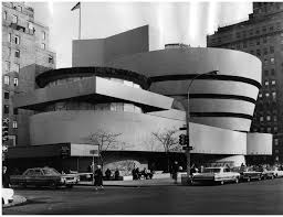 Guggenheim Museum 1959.