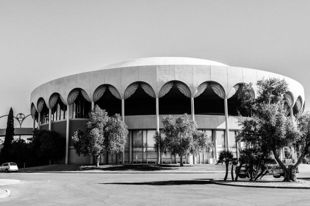 Gammage Auditorium 1964.