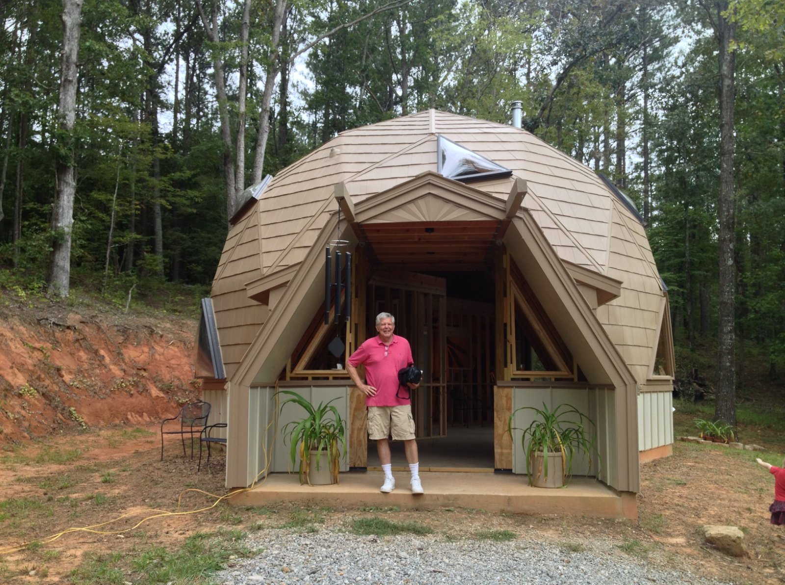 What About a Dome? | Modern Tiny House